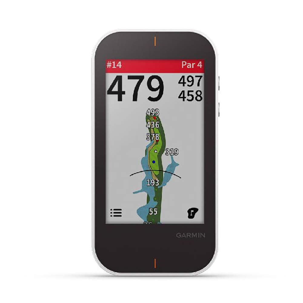Garmin Approach G80 - All-in-one Premium GPS Golf Handheld Device with Integrated Launch Monitor by Garmin