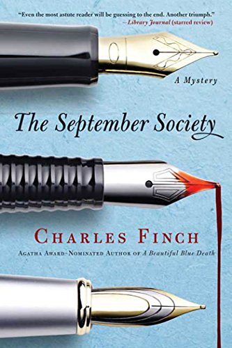 Lenox Window - The September Society (Charles Lenox Mysteries)