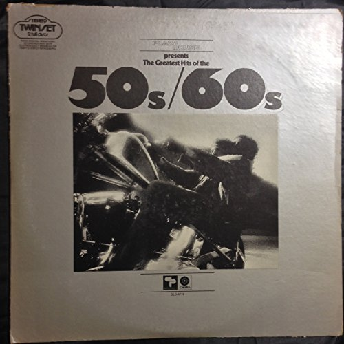 The Greatest Hits Of The 50s & 60s [2 Vinyl LP Set] ()