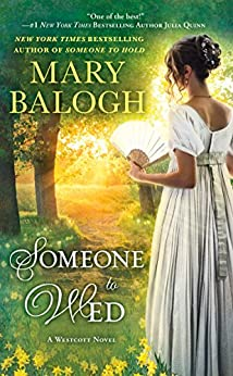 Someone to Wed (A Westcott Novel) by [Balogh, Mary]