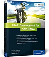 ABAP Development for SAP HANA Front Cover