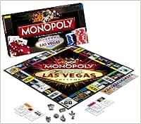 Monopoly: Las Vegas Edition: Monopoly: Las Vegas Edition: Amazon.es: Libros en idiomas extranjeros