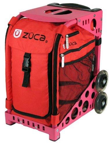 Zuca Bag Chili (Pink Frame) by ZUCA