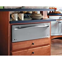 """GE PTD915SMSS Profile 30"""" Stainless Steel Electric Warming Drawer"""