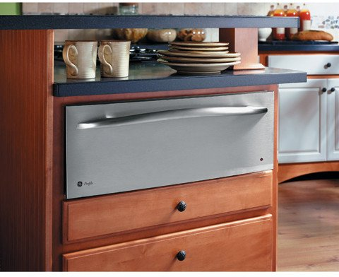 GE PTD915SMSS Profile 30' Stainless Steel Electric Warming Drawer