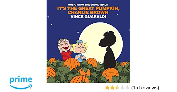 vince guaraldi its the great pumpkin charlie brown amazoncom music