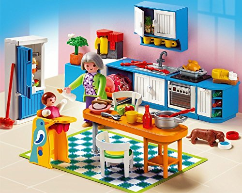 Playmobil Grand Kitchen Playsets Amazon Canada