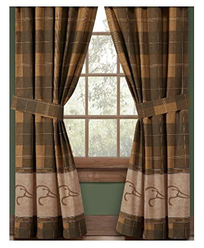 Kimlor Ducks Unlimited Drapes ()