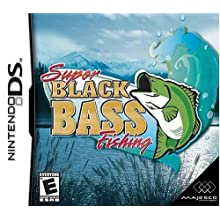 Super Black Bass Fishing - Nintendo DS