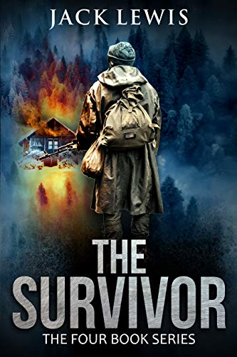 The Survivor: The Four Book Series by [Lewis, Jack]
