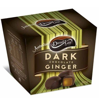 darrell-lea-dark-chocolate-ginger-200g-x-6