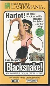 Blacksnake [VHS]