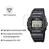 Youniker 5 Pack for Casio Men's G-Shock DW5600