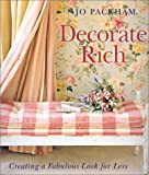 Decorate Rich, Jo Packham, 0806975490