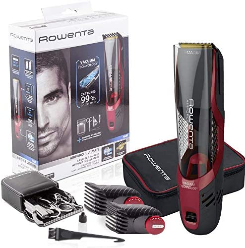 Rowenta Air Force Ultimate TN9310 - Cortapelos con sistema de ...