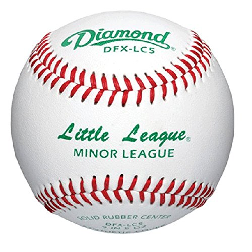 Diamond Little League Minor League Baseballs - 1 Dozen
