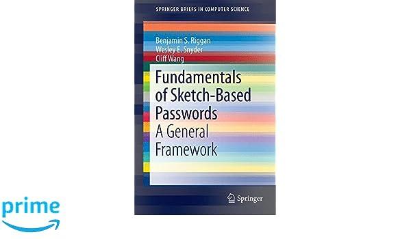 Fundamentals of Sketch-Based Passwords: A General Framework