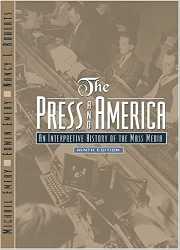 the cover of the press and america