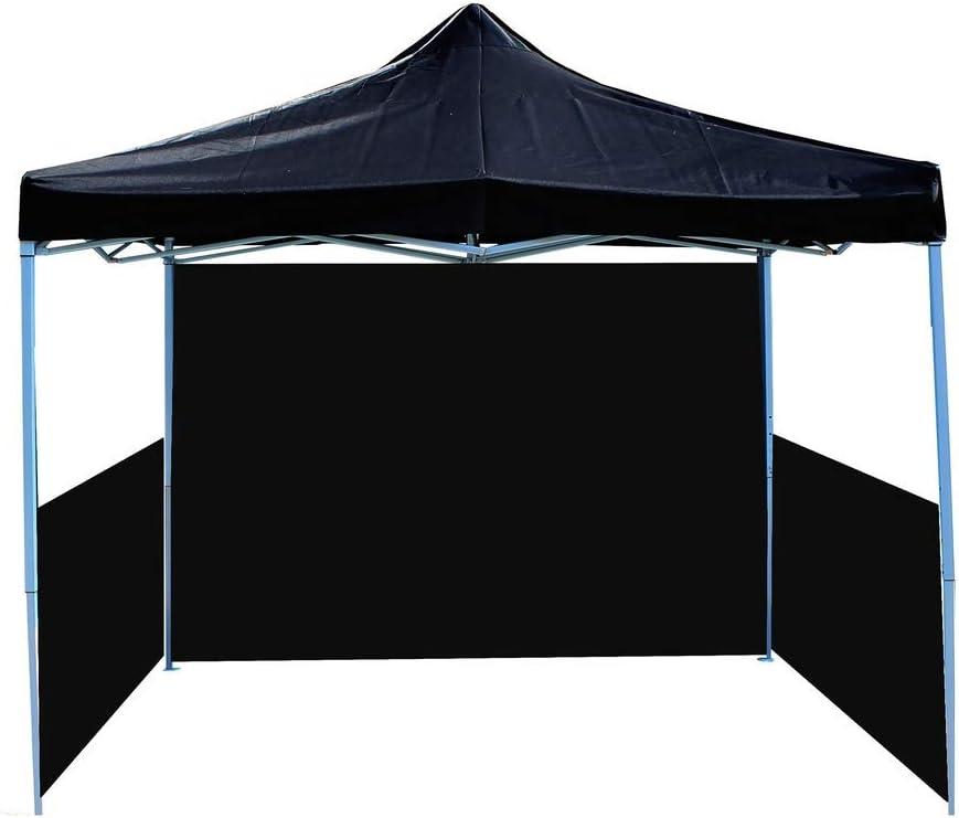 PrimeMatik - Carpa Plegable 300x450cm Tienda Negra con Telas Laterales: Amazon.es: Electrónica