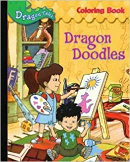 Dragon Tales Coloring Activity Book 96 Pages Paradise Press Amazon Books