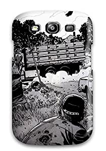 Snap-on Case Designed For Galaxy S3- Walking Dead