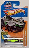 hot wheels license plate - Hot Wheels 2011-71/244 Track Stars 6/15 GREEN Formula Street See Yaa License Plate Included Instant Win Game 1:64 Scale