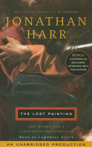 The Lost Painting by Random House Audio