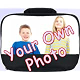 Your Own Photo Personalised Children's School Lunch Box / Bag