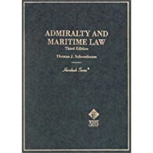 Admiralty and Maritime Law Hornbook
