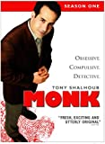Monk: Season 1 (Bilingual)