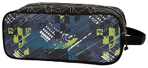 Movom Urban Borsone, 34 cm, 7.14 liters, Multicolore (Multicolor)