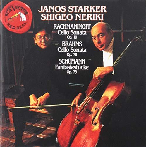 Brahms: Cello Sonata, Op. 78/Schumann: Fantasiestucke/ Rachmaninov: Cello Sonata