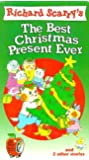 Richard Scarry's The Best Christmas Present Ever [VHS]