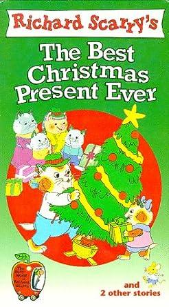 Amazoncom Richard Scarrys The Best Christmas Present Ever
