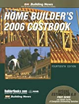 Bni Home Builder's 2006 Costbook (Home Builder's Costbook)