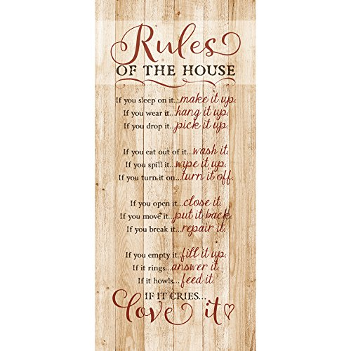 Dexsa Rules of The House...New Horizons Wood ()