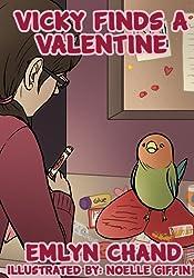 Vicky Finds a Valentine (Bird Brain Books Book 6)