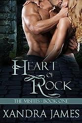 Heart of Rock: A gargoyle romance (The Misfits Book 1)