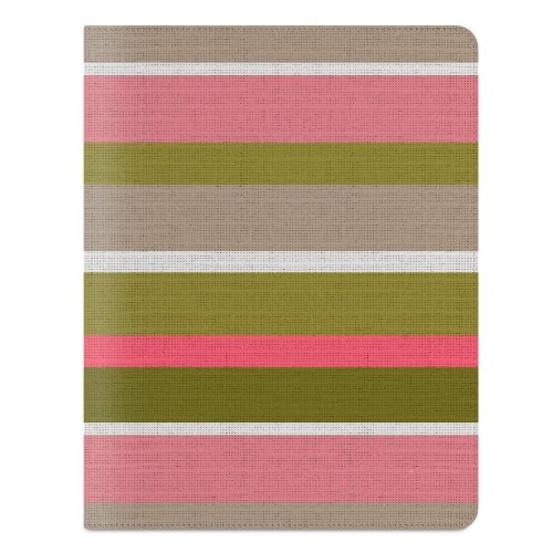Belkin FormFit Cover / Case for iPad Air (Pink Stripe) ()