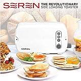 Seren Toaster, 850 W, French Cream