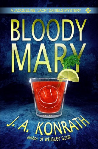 (Bloody Mary - A Thriller (Jacqueline