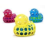 Oball O-Duckie Bath Toy, Assorted Color and Style