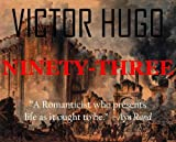 Front cover for the book Ninety-Three by Victor Hugo
