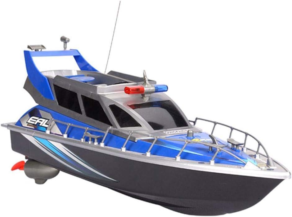 El ciclo del agua 2.4G Modelo Agua Avión de juguete for niños Buque a través de Restablecer los buques de carga adultas Competencia SubmarinesHigh velocidad Ferry lancha rápida a distancia en barco de