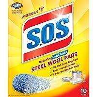 S.O.S Steel Wool Pads