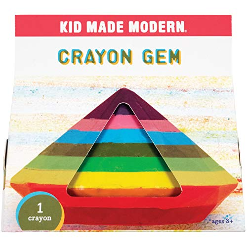 - Kid Made Modern Gem Crayon - Beautiful Coloring Crayon Your Kid Will Love