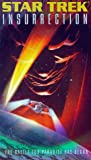 Star Trek: Insurrection [VHS] [Import]