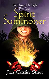 Spirit Summoner by Jon Carlin Shea ebook deal