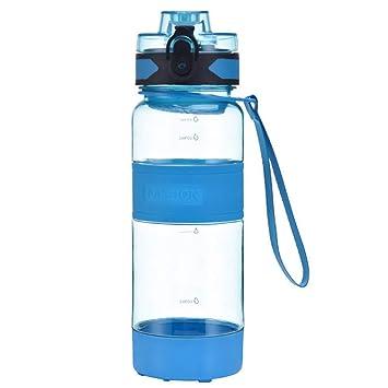 Plastico Botella De Agua Deporte Eco-Friendly Ideal Para Correr Acampar Ir De Excursión Viaje
