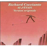 Richard Cocciante//Si J'etais(Version Originale)